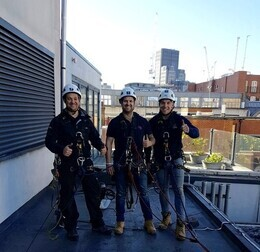 Don't look down! Comfort Services Group reaching new heights